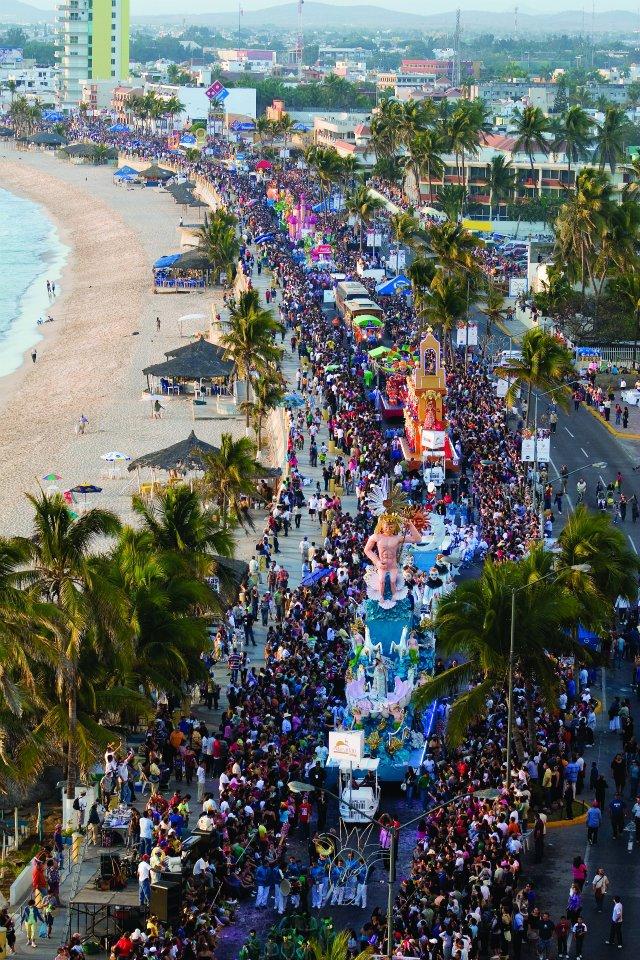 El Malecon en Carnaval