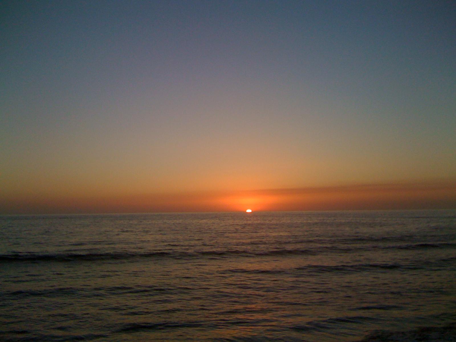 Olas Altas Sunset 2