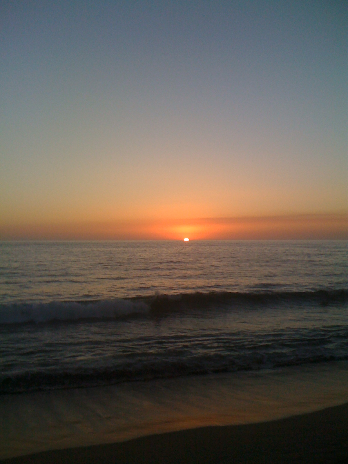 Olas Altas Sunset