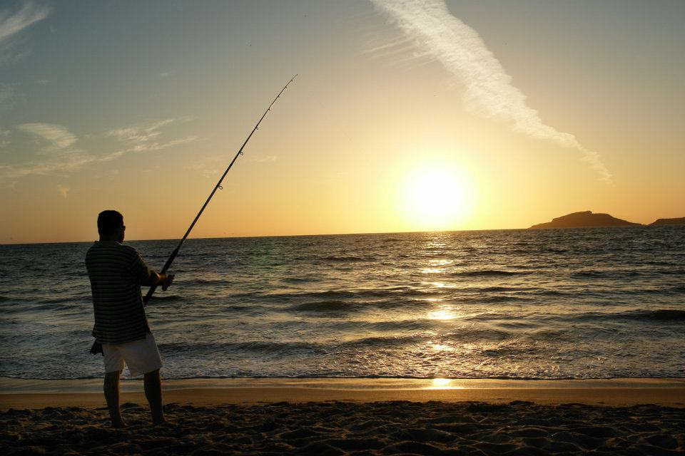 Playa y Pesca